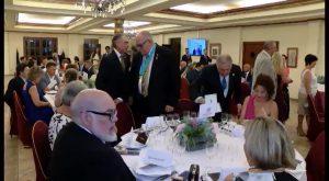 El Rotary Club de Torrevieja celebra sus primeros 25 años de servicios a la comunidad
