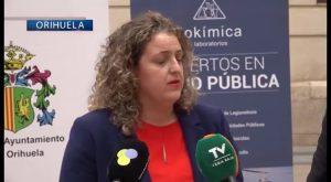 El Ayuntamiento de Orihuela pide información a la CHS tras la rotura de los tubos del trasvase