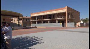 Se reinician, ocho años después, las obras del Centro Cívico de La Aparecida