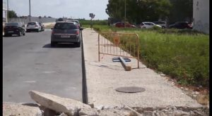 Almoradí invierte en un Plan de Acerado más de 200.000 euros