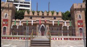 Nuevo castillo en las Fiestas de Moros y Cristianos de Orihuela