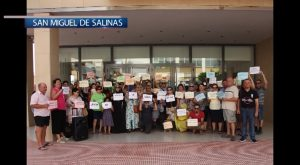 Piden a las autoridades la creación de un parque público de viviendas en alquiler en San MIguel