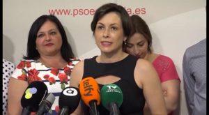 PSOE y Cambiemos firman la moción de censura en una notaría a falta del apoyo de Ciudadanos