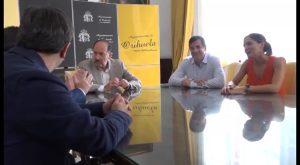 La Cámara de Comercio de Orihuela y el Ayuntamiento irán de la mano tras firmar un convenio