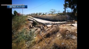 Reparan el vial de acceso a la piscina municipal de Benejúzar