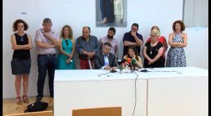 """Diez representantes socialistas de la comarca piden """"soluciones integrales"""" en materia de agua"""
