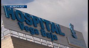 El Hospital Vega Baja dona 10 camas a Almoradí para los vecinos con problemas de movilidad