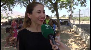 La Granja Escuela de Granja de Rocamora, única en la comarca