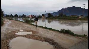 Reparan los caminos dañados por las inundaciones de 2016