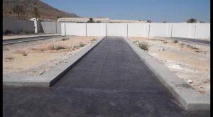 Recepcionan las obras de ampliación del cementerio de Cox