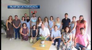 Dos subvenciones concedidas Pilar de la Horadada permiten la contratación de 11 jóvenes desempleados