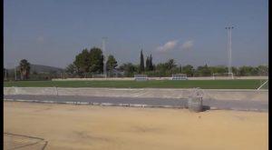 Jacarilla invierte 41.000 euros para mejorar el entorno del campo de fútbol