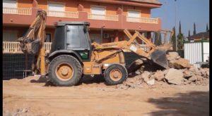 La Callosilla reanuda las obras tras ser paralizadas por defectos en el proyecto original