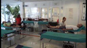 La importancia de donar sangre en verano