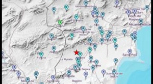 Un nuevo movimiento sísmico se deja notar en la Vega Baja