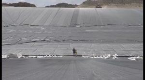 El embalse de Los Suizos de Albatera se pone en marcha con capacidad para 609.000 m3