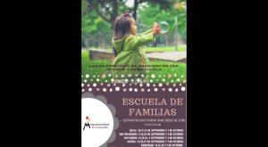 La Mancomunidad Bajo Segura impulsa las Escuelas de Familia en sus siete municipios