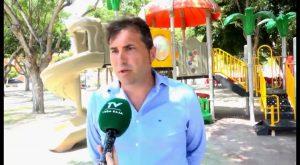 La Diputación concede una ayuda de 40.000 euros a Catral para la adecuación del Parque de la Palmera