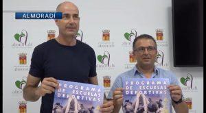 14 escuelas deportivas abren el plazo de inscripción en Almoradí