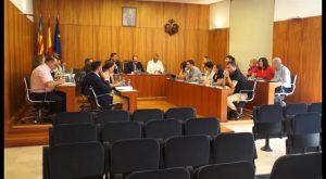 La corporación municipal de Orihuela retoma la actividad política tras el verano