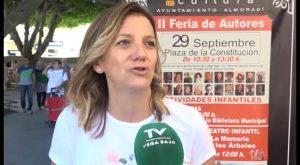 22 escritores de la Vega Baja se dan cita en la II edición de la Feria de Autores de Almoradí