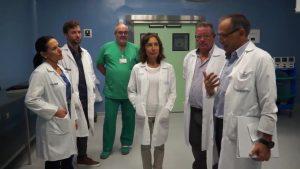 El Hospital Vega Baja renueva las áreas de Quirófano y UCI para ofrecer una mejor calidad asistencia