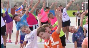 El CEIP Manuel Riquelme de Hurchillo se une al Día Europeo del Deporte Escolar