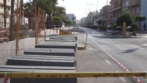 Bigastro inicia obras de accesibilidad, asfaltado y seguridad vial por un importe de más de 600 mil Euros