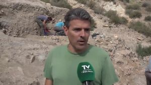 Las excavaciones y hallazgos arqueológicos en la Sierra de Callosa serán visitables