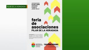 Pilar de la Horadada celebra una nueva edición de la feria de asociaciones
