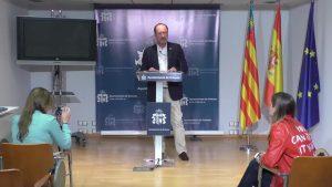 Bascuñana iniciará acciones legales para que la Conselleria aclare las «falsas acusaciones»
