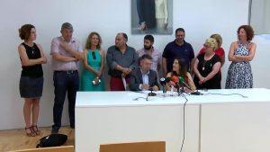 La Diputación insta a Madrid a dotar a las CH de dinero para hacer frente a la limpieza de cauces