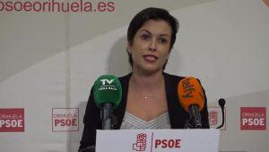 PSPV-PSOE confirma a Carolina Gracia como candidata socialista a la alcaldía de Orihuela