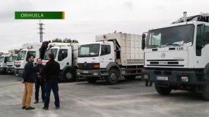 Residuos Sólidos de Orihuela lleva a la Junta de Gobierno la licitación de 4 camiones