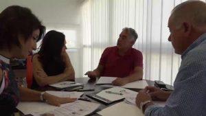 La Escuela de Arte de Orihuela acoge la exposición del Concurso #marcaVegaBaja promovido por Convega