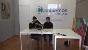 El juzgado investiga la gestión del agua en Orihuela tras una denuncia de Cambiemos