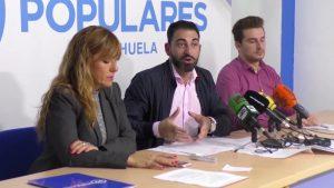 Los populares oriolanos presentan 56 enmiendas a los presupuestos de la Generalitat