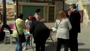 Ampas Torrevieja se une a la celebración de Hablamos Español tras conseguir las 500.000 firmas