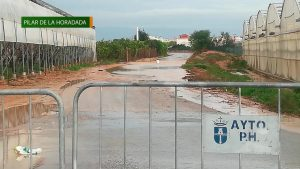 Tormenta de madrugada: se superan los 30 litros por metro cuadrado en algunos puntos de la comarca