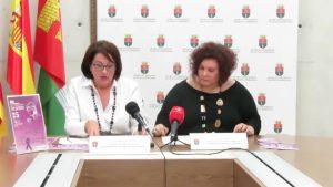 Pilar de la Horada se une a la conmemoración del Día Internacional contra la violencia de género
