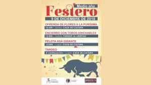 Catral celebra este fin de semana las fiestas en honor a la Purísima