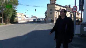 Almoradí aborda mejoras viales en El Saladar