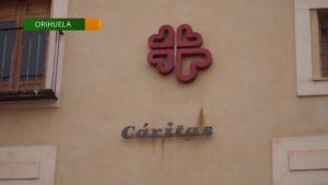 La Casa de Acogida de Cáritas recibe por primera vez una subvención de 28.000 euros del Ayuntamiento