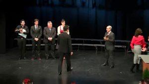 El coro Diatessaron de Molina de Segura, ganador en el XL Certamen de Nanas y Villancicos de Rojales
