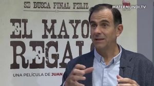 La JMC elige a Juan Manuel Cotelo pregonero de la Semana Santa 2019