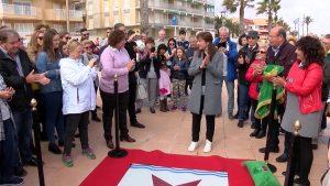 El director de cine Miguel Albaladejo ha descubierto su estrella en Pilar de la Horadada