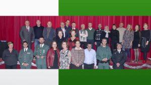 Rafal premia la labor de la Guardia Civil de Callosa y Torrevieja