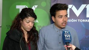 La familia del joven desaparecido se aferra a la imagen captada por una cámara de seguridad