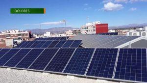 El Ayuntamiento de Dolores impulsa la instalación de placas fotovoltaicas