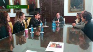 El Ayuntamiento de Orihuela ofrece su ayuda a la familia del joven desaparecido